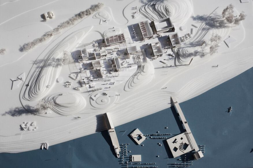 Marine Education Centre, NORD Architects, Sweden