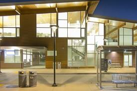 Soscol Gateway Transit Center