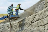 Shotcrete Sculpting