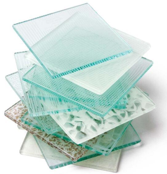 Patterned glass by Skyline Design