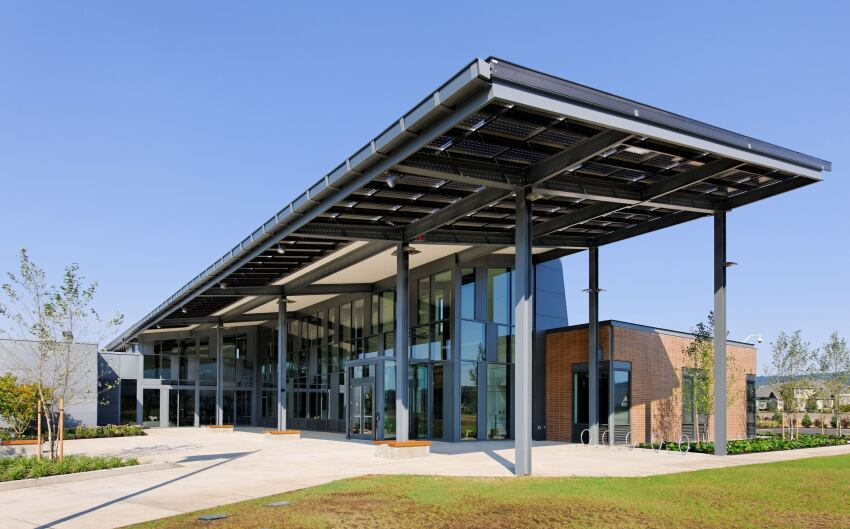 2012 AIA COTE Top Ten Green Project: Portland Community College Newberg Center