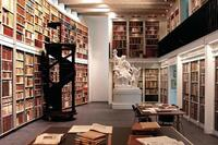 Exhibit: 'The Architecture and History of Libraries'