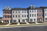 Townhome Community Provides the Feel of Single-Family Living