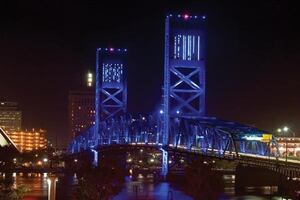 Jacksonville Continues to Improve