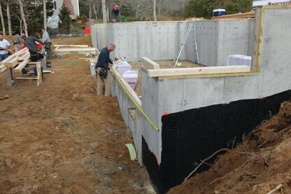 Foundations & Framing
