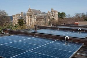 Old Meets New: The Debate Over Photovoltaics in Historic Districts