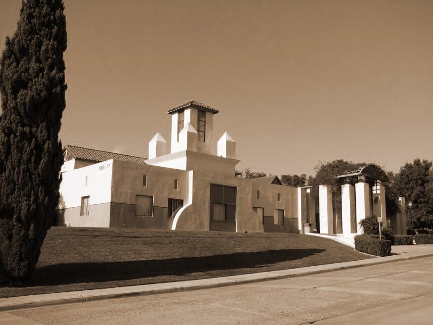San Juan Capistrano Library, San Juan Capistrano, Calif.