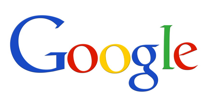 Google's iconic logo stands for discovery and confidence in one's research of the information landscape.