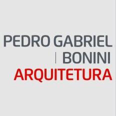 Pedro Gabriel | Bonini Arquitetura Logo