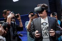 Virtual Reality Headsets Could Produce Very Real Obstacles