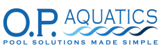 O.P. Aquatics Logo