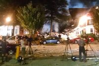 Two Dead, Several Missing After Gas Explosion in D.C. Suburb
