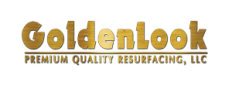 Golden Look Premium Quality Resurfacing Systems LLC Logo