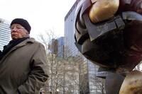 German Sculptor Fritz Koenig Died Last Week at 92