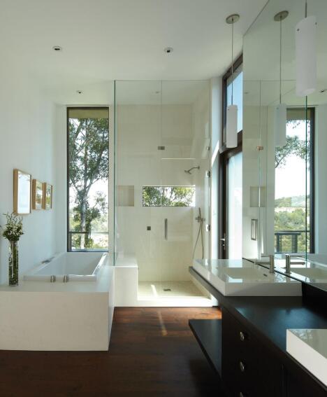 Barnett Residence, Brentwood, Calif.
