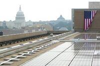 U.S. Dept. of Energy Inaugurates Headquarters' Solar Energy System