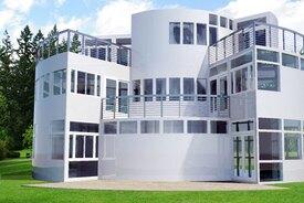 Fiberglass House
