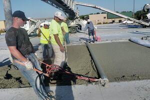 Pervious Concrete Contractor Certification