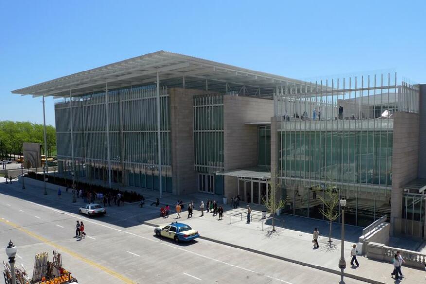 Architect Morning Newswire Renzo Piano S Modern Wing Roof