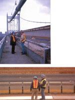 Weldable primer gives New York bridge longevity