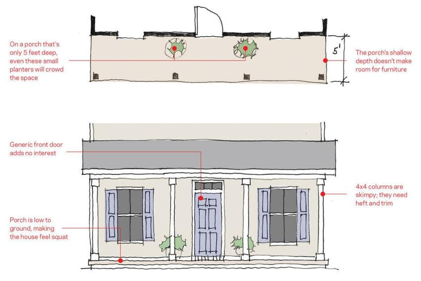 How To Design A Great Front Porch