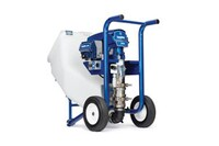 ToughTek Portable Stucco Pump from Graco