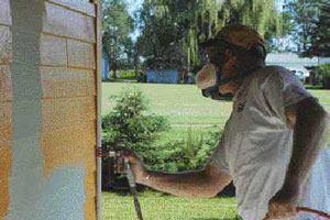 Using an Airless Paint Sprayer