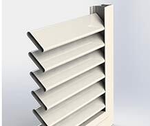 AirClos S35 MF Bi Fold Doors