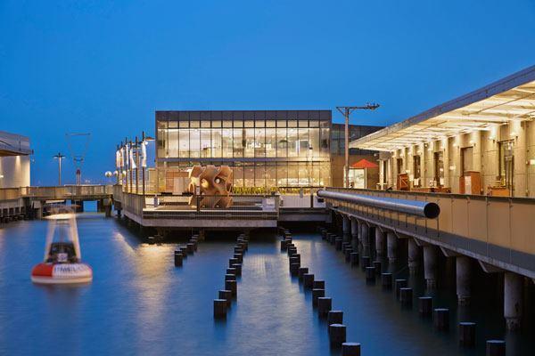Exploratorium at Pier 15.