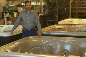 Hot Tub Dealer Offers Free Test Soaks for Physical Therapy Month