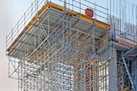 Flexible Scaffolding System