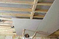 Getting Ready For Drywall