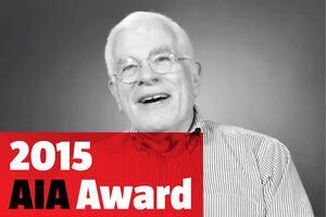 Topaz Medallion: Peter Eisenman