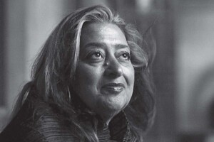 Zaha Hadid, Friend