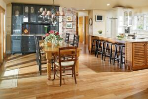 Smith & Fong Co., the makers of Plyboo, recently introduced new lines of FSC-certified bamboo plywood and flooring.  Both formaldehyde-free products are made of bamboo strips that are compressed into a super-dense block, which is then made into planks and panels. www.plyboo.com