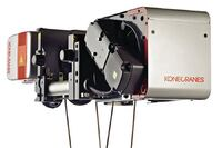 Konecranes + Overhead Lifting Equipment Motors