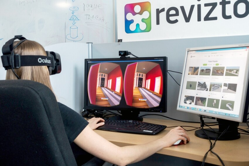 Revizto Quickly Turns Building Models Into Virtual Reality Experiences