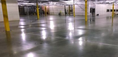 2014 Polished Concrete Awards - Industrial