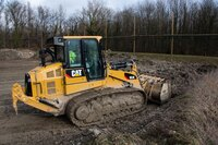 New track loader from Cat