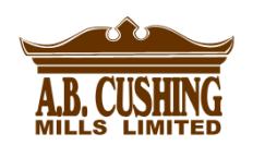 AB Cushing Mills Logo