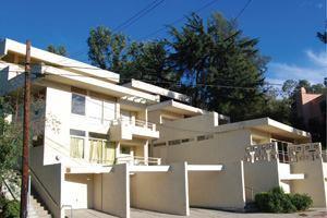 Landmarks: Bubeshko Terrace Apartments
