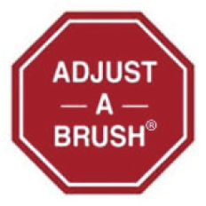 Adjust-A-Brush Logo