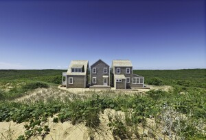 Cape Cod Shingle House