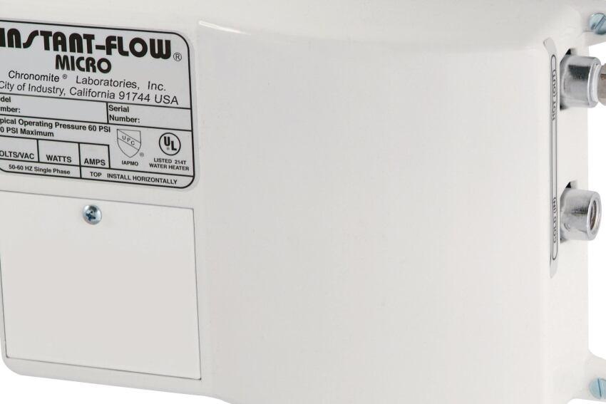 Chronomite Laboratories' Instant-Flow SR