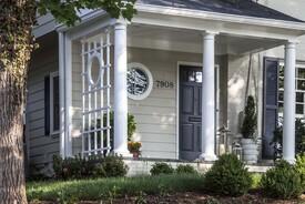Entry Way Porch Remodel