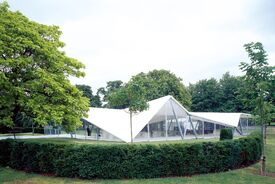 2000 Serpentine Gallery Pavilion