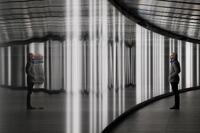 Speirs + Major Illuminates Kings Cross Pedestrian Tunnel in London