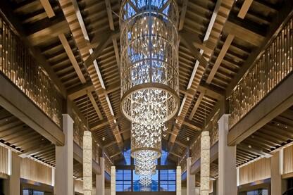 Hilton Wuhan Optics Vally Resorts