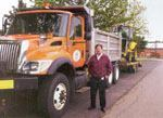 Akron, Ohio's Joe Asher brings his public works employees up through the ranks. His department looks for new hires that already have a CDL, but also offers training.