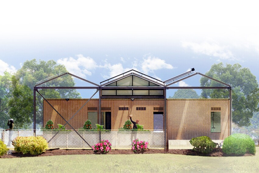 2015 Solar Decathlon: Grow Home